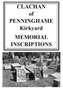 Clachan of Penninghame MI 2005