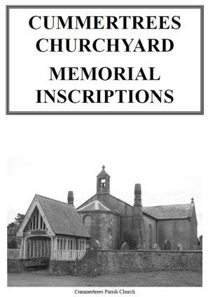 Cummertrees Churchyard MI 2019