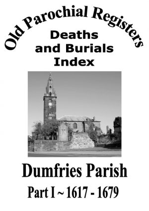 Dumfries OPR Part 1 2008