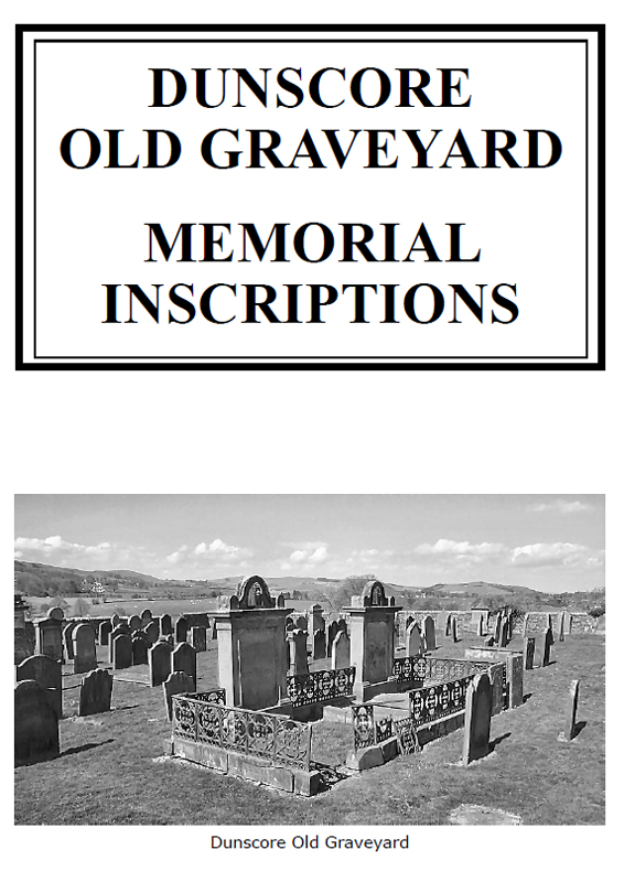 Dunscore Old Graveyard MI 2005