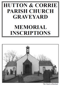 Hutton and Corrie Churchyard MI 2019