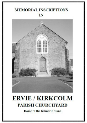 Kirkcolm Ervie Churchyard MI 2005