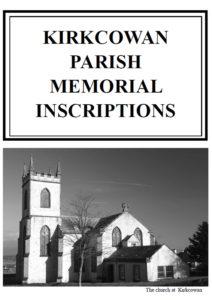 Kirkcowan Parish MI 2011