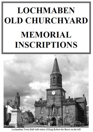 Lochmaben Old Churchyard MI 2019