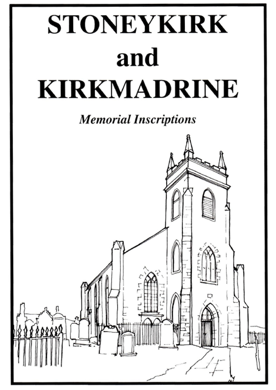 Stoneykirk and Kirkmadrine MI 2014