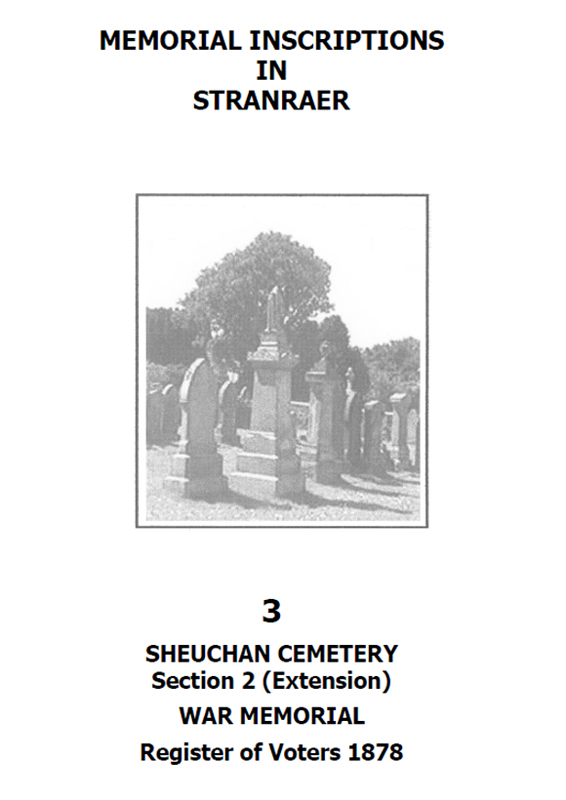 Stranraer Sheuchan MI 2018 Sect 2