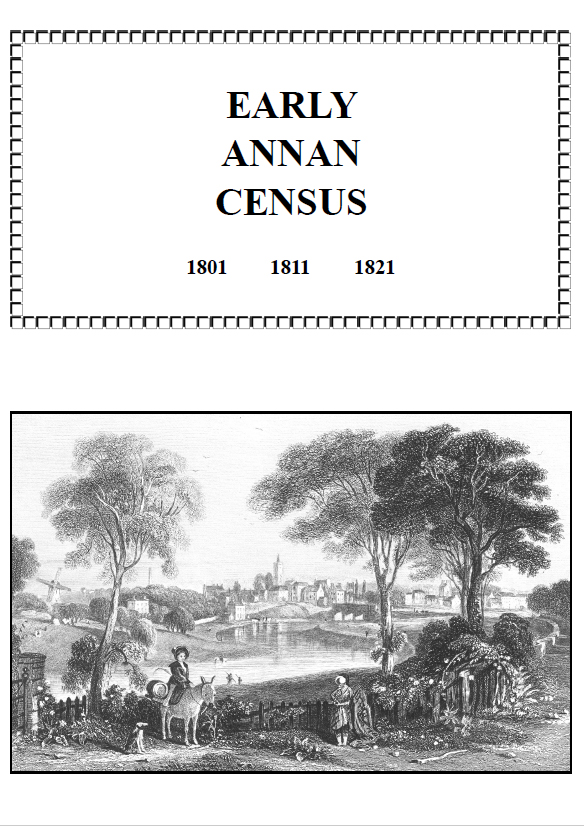 Annan Early Census 2009