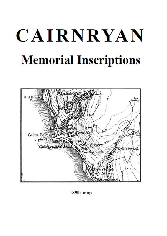 Cairnryan Cemetery MI 2003