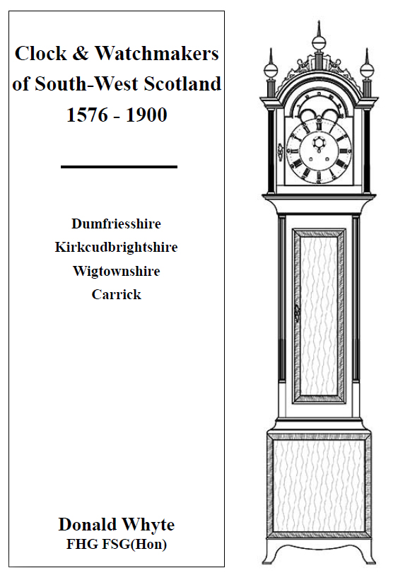 Clock and Watchmakers 2001
