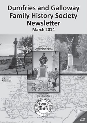DGFHS Newsletter Vol. 079 201403