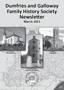 DGFHS Newsletter Vol. 082 201503