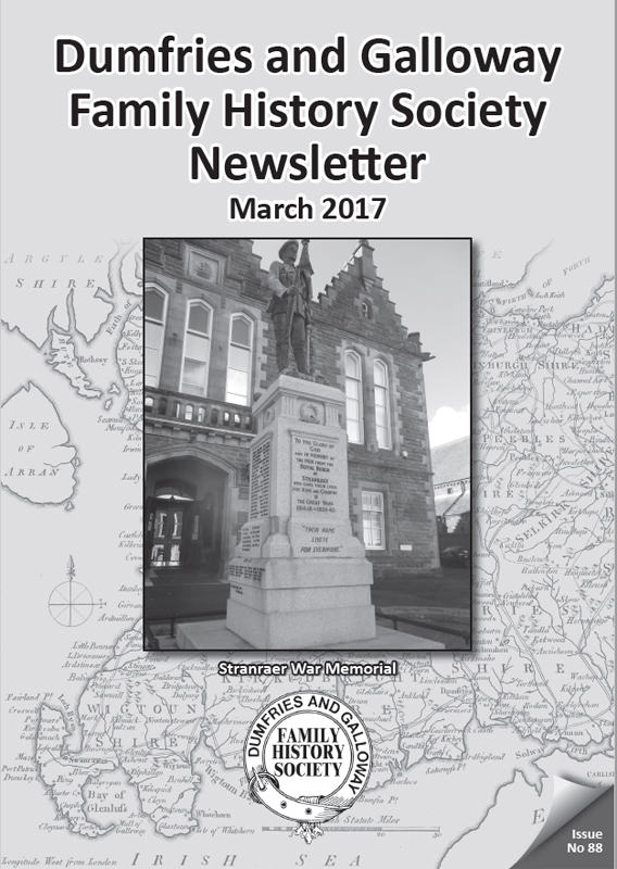 DGFHS Newsletter Vol. 088 201703