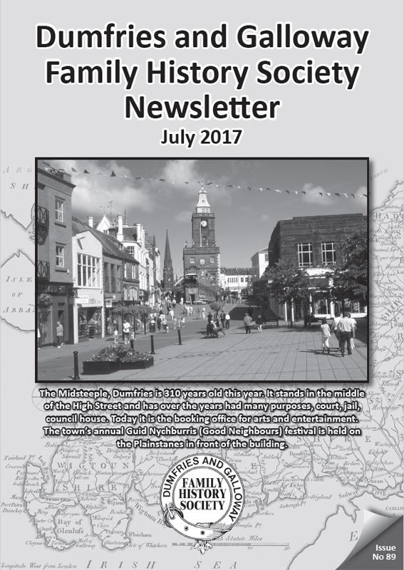 DGFHS Newsletter Vol. 089 201707