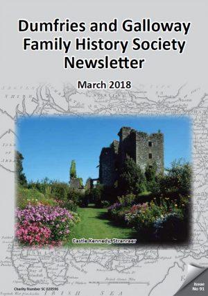 DGFHS Newsletter Vol. 091 201803