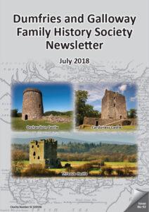 DGFHS Newsletter Vol. 092 201807