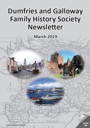 DGFHS Newsletter Vol. 094 201903