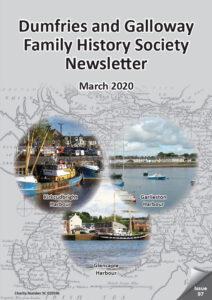 DGFHS Newsletter Vol. 097 Mar 2020