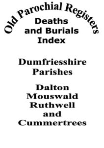 Dalton-Mouswald-Ruthwell-Cummertrees OPR 2006
