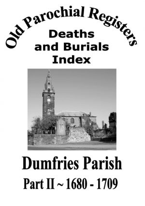 Dumfries OPR Part II 2008