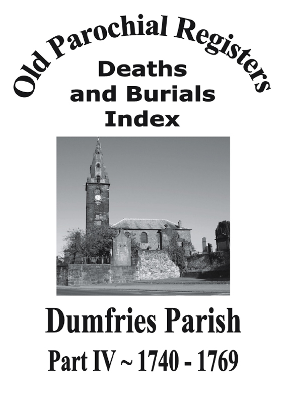 Dumfries OPR Part IV 2009