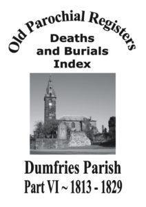 Dumfries OPR Part VI 2009