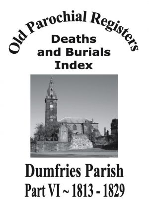Dumfries OPR Part VI 2009