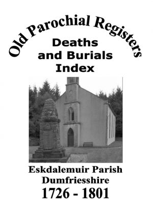 Eskdalemuir OPR Deaths and Burials 2004