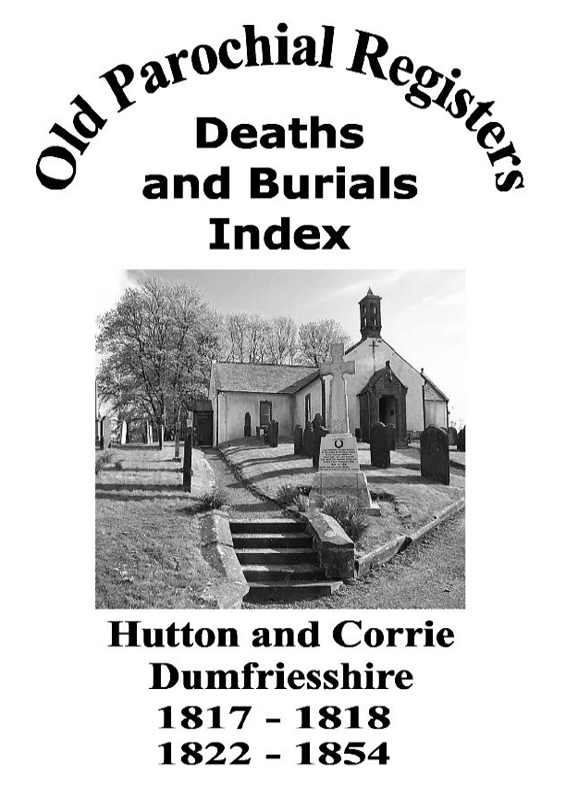 Hutton and Corrie OPR Deaths and Burials 2004