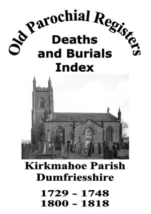 Kirkmahoe OPR Deaths and Burials 2004