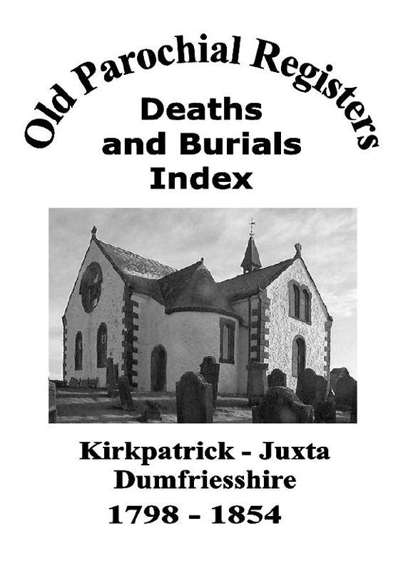 Kirkpatrick Juxta OPR Deaths and Burials 2004