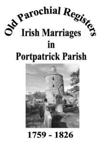 Portpatrick OPR Marriages 2006