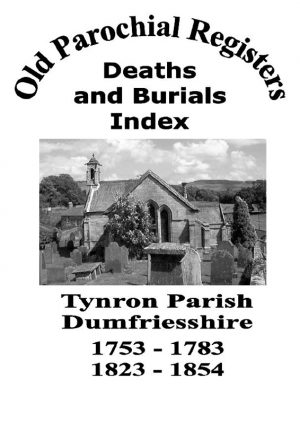 Tynron OPR Deaths and Burials 2004