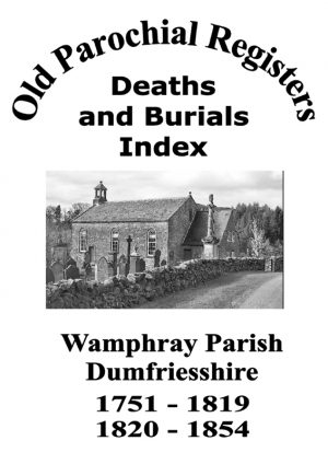 Wamphray OPR Deaths and Burials 2004
