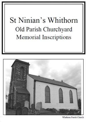 Whithorn St Ninians Churchyard MI 2011