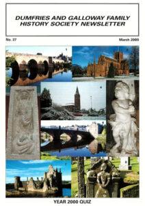 DGFHS Newsletter Vol. 037 200003