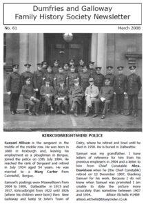 DGFHS Newsletter Vol. 061 200803