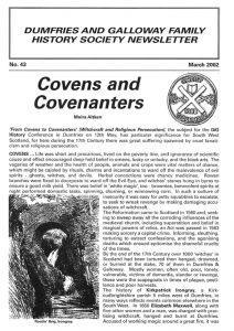 DGFHS Newsletter Vol. 043 200203