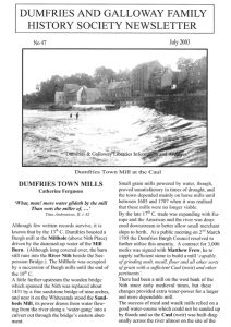 DGFHS Newsletter Vol. 047 200307