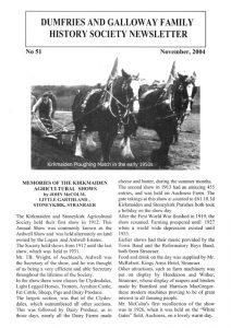 DGFHS Newsletter Vol. 051 200411