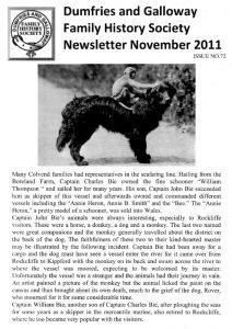 DGFHS Newsletter Vol. 072 201111