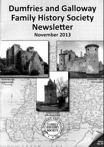 DGFHS Newsletter Vol. 078 201311