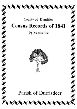 1841 Census - Parish of Durisdeer