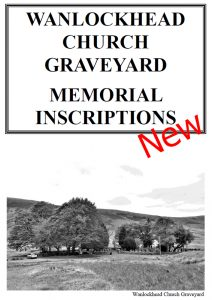 Wanlockhead Church Graveyard MI 2021 New