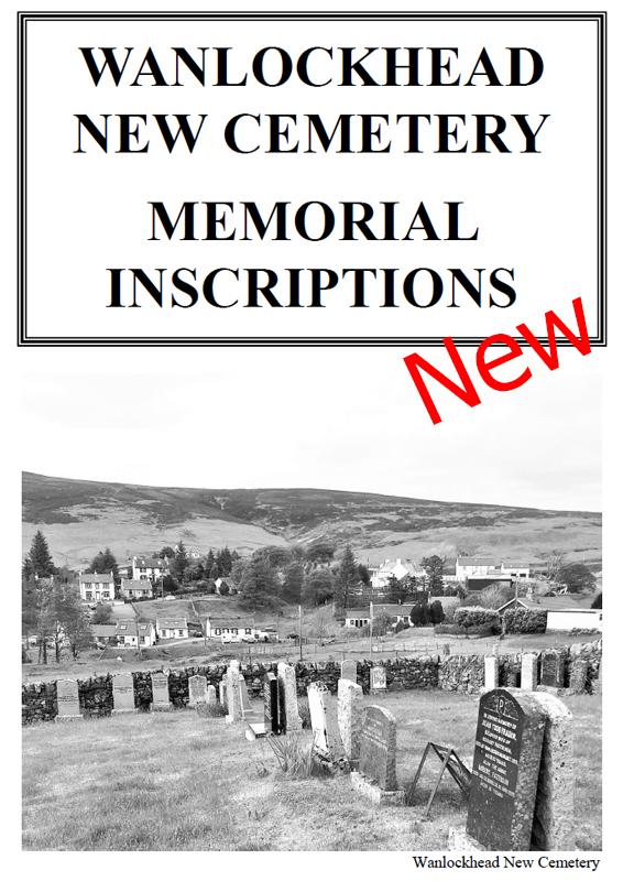 Wanlockhead New Cemetery MI 2021 New