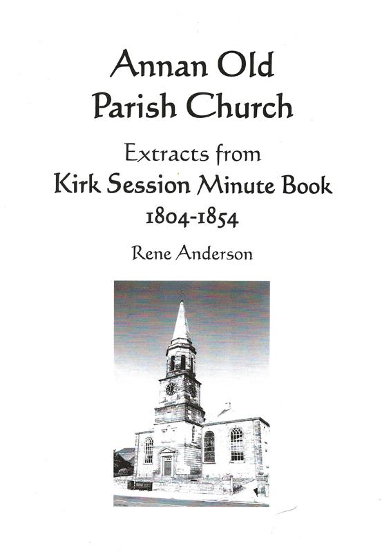 Annan Old Parish Church Extracts
